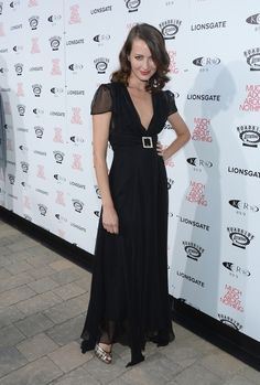 """Amy Acker At The """"Much Ado About Nothing"""" Screening"""