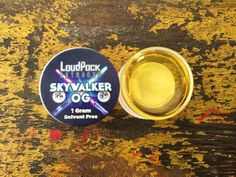 Hybrid King Louis - Solvent Free by LoudPack Extracts #HybridIndica #KingLouis #LoudPackExtracts