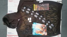 """BUY IT NOW""...(NEW LOW PRICE !! -- WE ACCEPT ""PAYPAL"" PLUS MOST MAJOR CREDIT CARDS)...NEW DISNEYLAND ""STAR WARS"" THE FORCE AWAKENS ""Limited Edition"" (AUTHENTIC) CHEWBACCA HOODIE SWEATER -- PLUS ALSO YOU GET : (1) COMPLETE SET OF (3) ""STAR WARS"" The Force Awakens Limited Edition ""PRESSED COINS"" (QUARTERS)...(PLEASE CLICK-ON THE PICTURE FOR MORE DETAILS PLUS MORE GREAT PICTURES)... #Disneyland #StarWars #TheForceAwakens #Chewbacca #Hoodie #Rey #BB8 #Disneyland60 #WaltDisneyWorld #Starbucks"