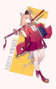 Girl~Sword~~Anime