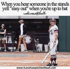 Yep The concept of sport is a process that emerges with the existence Funny Softball Quotes, Softball Cheers, Softball Pictures, Girls Softball, Softball Stuff, Softball Things, Softball Hair, Volleyball Quotes, Girls Basketball