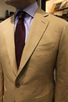 Mr.A's Cotton Jacket