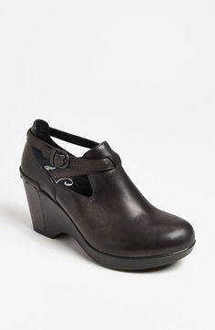 And obviously I need these for fall. And work.  Dansko 'Franka' Pump available at #Nordstrom