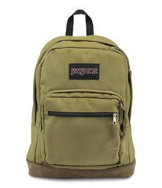 JanSport Right Pack Backpack - Olive