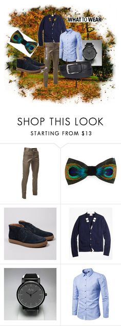 """""""It's Just Business"""" by distinctivelygiftedladyt on Polyvore featuring Brackish, SELECTED, Brooks Brothers, Columbia, men's fashion and menswear"""