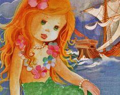 Hikayelerimiz Türkçe Masallar-deniz kızı