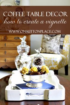 Find out how to create a vignette and learn the 4 elements that make it special!