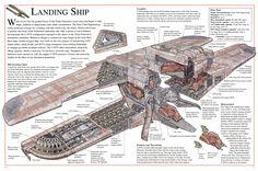 C-9979 Landing Ship