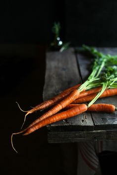 carrots by hannah * honey & jam, via Flickr