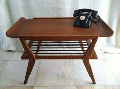 Vintage salontafel coffee table
