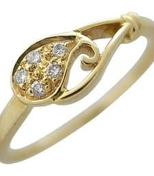 Buy 925 GOLD PLATED RING Ring online
