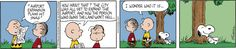 Peanuts by Charles Schulz for Jul 31, 2017 | Read Comic Strips at GoComics.com