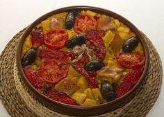 Platos Telero Gandia - Telero Restaurantes en Gandia Con Encanto - Donde Comer bien en Gandia - Arroz Al Horno