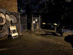 Gate to dark