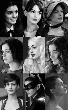 Anne Hathaway - best movies