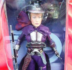 Star Wars Attack of the Clones Zam Wesell MIB super cheap #Hasbro