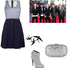 Untitled #40 by rhiannonsalisbury on Polyvore featuring Ruby's Closet, Pianurastudio and Oasis