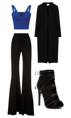 """""""Untitled #719"""" by spiritualpanda ❤ liked on Polyvore featuring Brandon Maxwell and Miss Selfridge"""