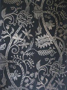 Dunford Wood Handmade Wallpaper - Amarynth