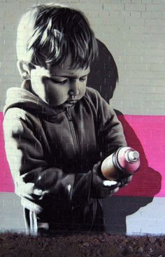 Street Art~curiosity begins