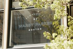 Warby Parker Newbury St Boston, MA (http://warby.me/Cfbo8)  Photo by Collin Hughes