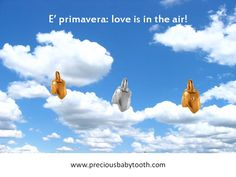 E' primavera: love is in the air!