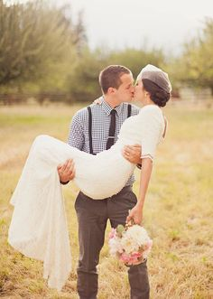 The OAK: Modest Wedding Gowns For The Modern Bride. love this picture Lds, Modest Wedding Gowns, Wedding Dress Sleeves, Perfect Wedding, Dream Wedding, Wedding Hair, Camila, Here Comes The Bride, Simple Weddings
