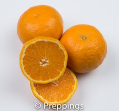 Pixie Tangerine - Search by flavors, find similar varieties and discover new uses for ingredients @ preppings.com