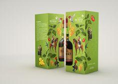 LICOR BEIRÃO на Упаковка мира - креативный дизайн упаковки Галерея