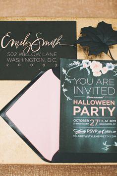Decora tu fiesta en Halloween