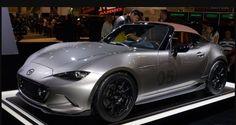 2018 Mazda MX-5 Spyder Concept And Specs