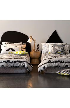 Like the duvet pattern unsure if it's in the right size! Plus how smart is it to…