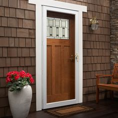 Awesome Screen Doors Home Depot Anderson Storm Emco Door Installation