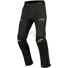 1a441b4a3601 Alpinestars Black Ramjet Air Pants - 3324517-10-L Motorcycle