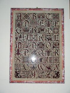 Alfabeto Isa V