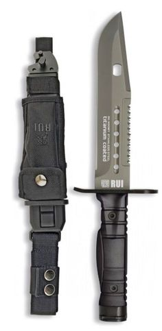 RUI Tactical Knives Combat Fixed Blade 32067