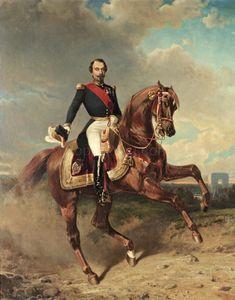 Standardbred Horse, Henri Fantin Latour, John Everett Millais, French History, Second Empire, French Empire, French Army, Vintage Horse, France