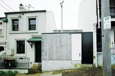 """The strikingly modern street elevation is """"confident of its place."""""""