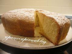 Torta Paradiso  (Versione Tradizionale e Bimby)