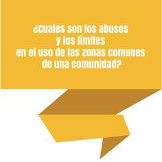 Las zonas comunes de nuestras comunidades, origen de problemas entre los vecinos.
