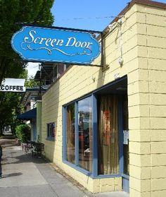 Screen Door  - Portland, OR   -- #8 Traveler's Choice Best Restaurants 2012