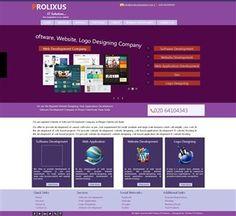 screenshot of prolixusitsolution.com