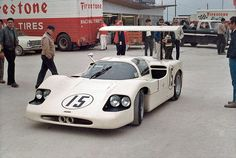 Chaparral 2F at Daytona 1967