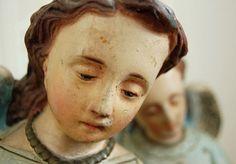 Santos Doll Head
