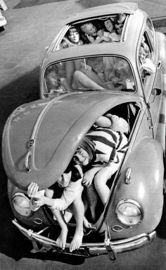 VW 1964...Not recommended use LOL...Brought to you by #House of #Insurance in #Eugene #Oregon. We #Insure #Auto's, #Motorcycles, #Home's and all your #classics.