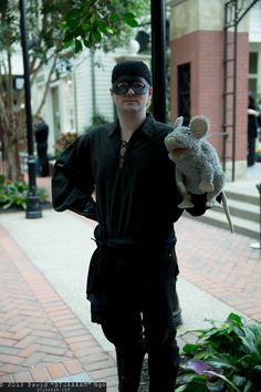 "Dread Pirate Roberts and ROUS, Katsucon 19 - Saturday - from David ""DTJAAAAM"" Ngo"