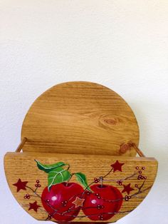 Paper Plate Holder Wooden Plate Holder Coffee Themed Kitchen Coffee Theme Coffee Gift Coffee Lovers storage for plates Plate Storage by Seal\u2026 & Paper Plate Holder Wooden Plate Holder Coffee Themed Kitchen ...