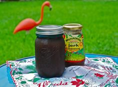JErk BBQ Sauce, jerk marinade, jerk marinade recipe, jerked bbq sauce, how to make jerk chicken