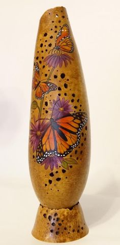 Filigree Butterflies by Gloria Crane.