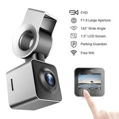 Mini Dash Cam Full HD 1080P 1.5 Inch LCD Small Car Dashboard Camera DVR Video Recorder with Parking Monitor G-Sensor Super Night Vision and 142 Viewing Angle and WIFI Function(Silver ) Review https://vehicledashcam.review/mini-dash-cam-full-hd-1080p-1-5-inch-lcd-small-car-dashboard-camera-dvr-video-recorder-with-parking-monitor-g-sensor-super-night-vision-and-142-viewing-angle-and-wifi-functionsilver-review/